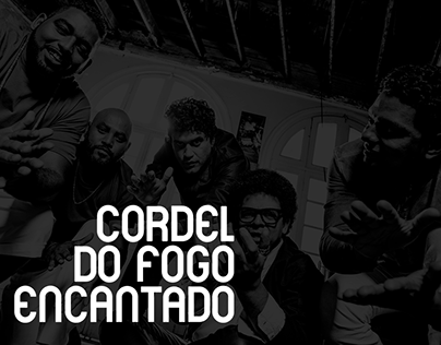 Cordel do Fogo Encantado - website
