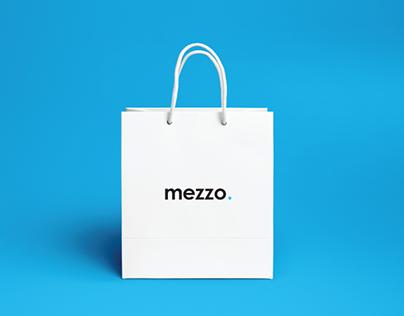 mezzo. branding