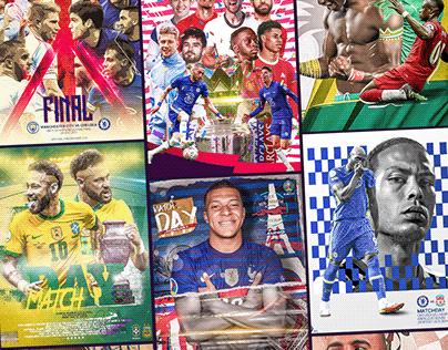 Football Visuals vol.01