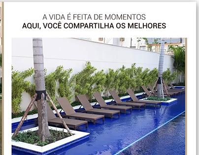Posts Redes Sociais - Mercado Imobiliário