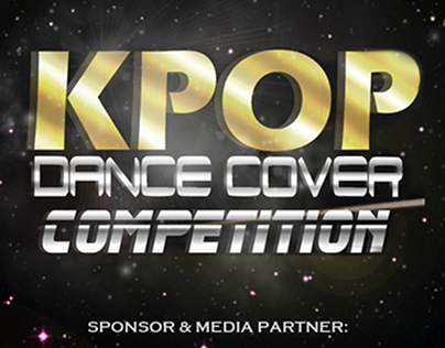 ARCHA KPOP Dance Competition Banner