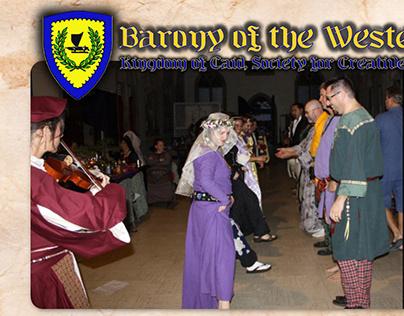 Barony of Western Seas Website | 2014 - 2016