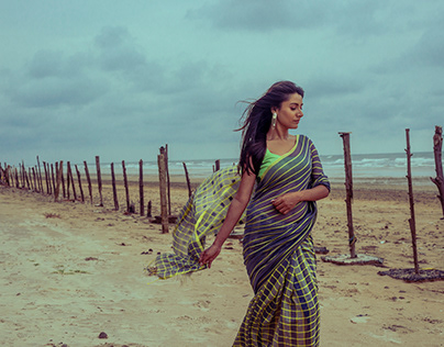 SAREES by DINGHI