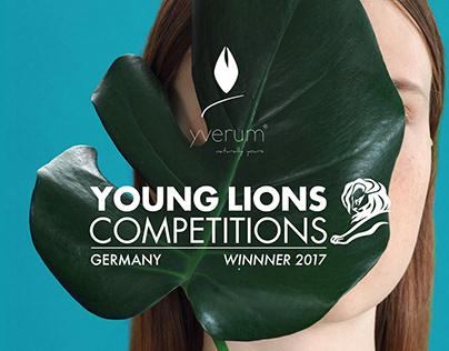 Yverum - Young Lions Germany, Print Winner 2017