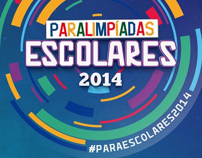 Paralimpíadas Escolares 2014 brand
