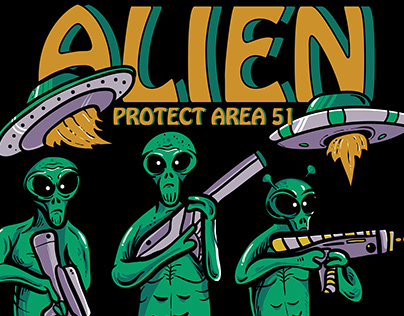 Alien Protect Area 51