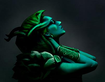 Dragon Woman