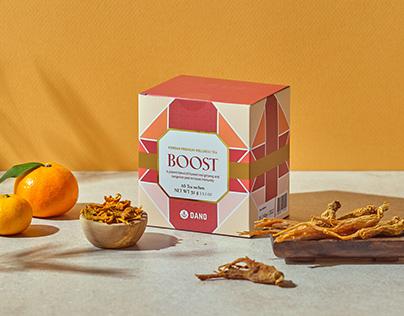 DANO - Luxury Tea Packaging