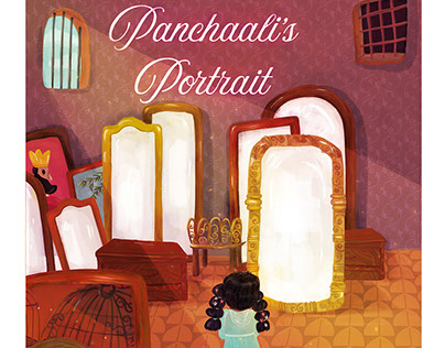 Panchaali's Portrait- An illustrated novel