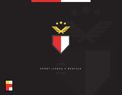 Rebranding SL Benfica