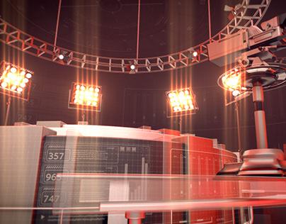 Open Title for TV Show | Al Eshraq TV