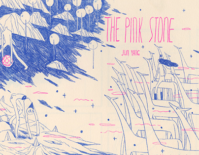 The Pink Stone