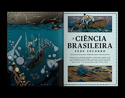 SOS Brazilian Science
