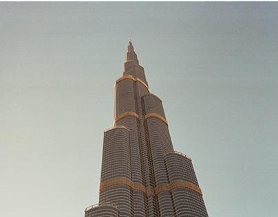 Dubai - 35mm Film