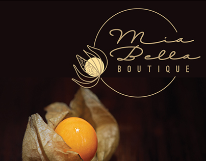 Mia Bella | Boutique | Restaurant | Branding | Logo