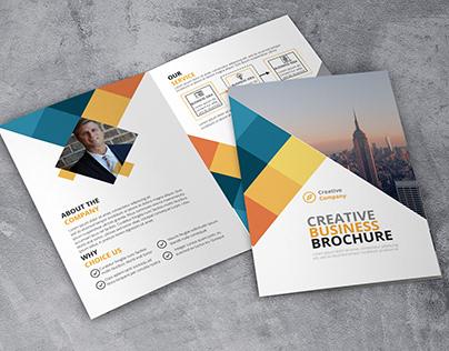 Creative Business Brochure
