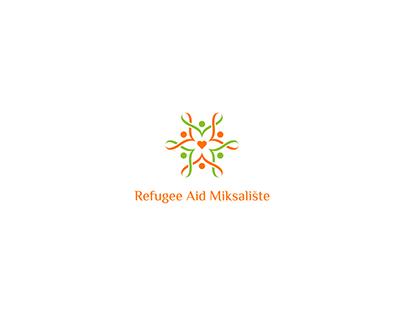 Logo for Refugee aid Serbia (Miksaliste)