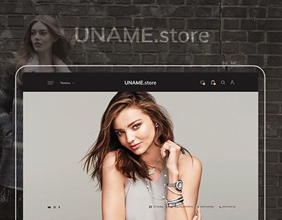UNAME.store