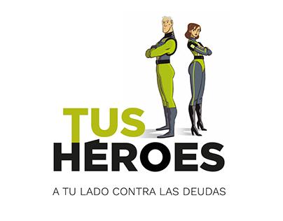 TUS HEROES
