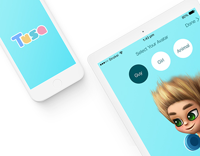 Tusa – fun way to hangout with friends online