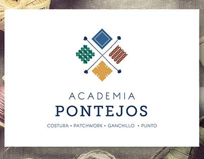 ACADEMIA PONTEJOS: Branding, Editorial