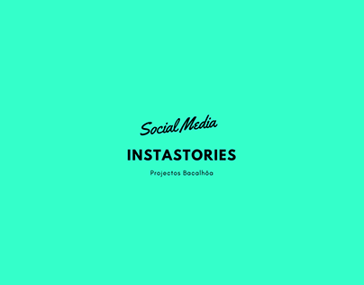Social Media - Instastories Ideas