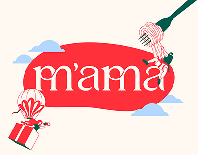 M'AMA Italian Taste Buds   THESIS PROJECT