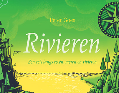 Rivieren / Rivers Picturebook