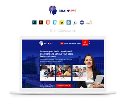 BranCore - Website Case Study