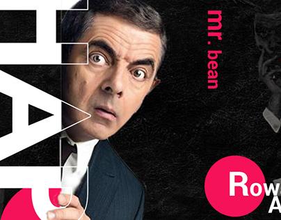 Mr. Bean Social Media Post Design