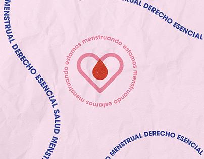 Estamos menstruando - Proyecto diseño de campaña