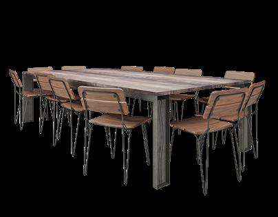 Selina cowork desk