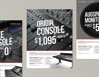 Financial Company Marketing