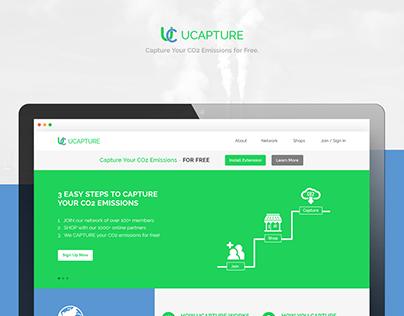 UCapture - Capture Your CO2 Emission !