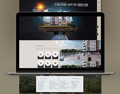 Tema Park - Proje Web Sayfası