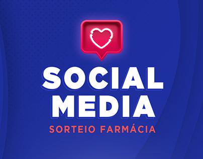 Flyer Sorteio │ Bem Te Faz Farmácia