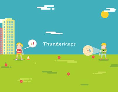 ThunderMaps Promo Video