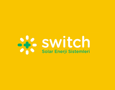 Branding Project - Switch Solar Energy Systems