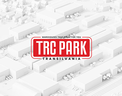 TRC Parks - Graphic Design, Webdesign, 3D Design