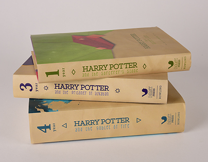 Book Project- Harry Potter