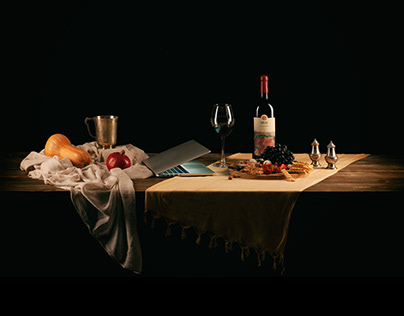 Shilda Winery - Still Life Pack Shots