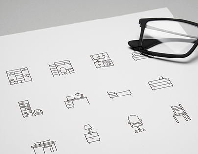 Vector icon and illustrations