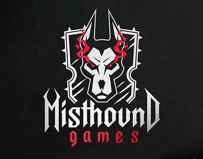 Misthound logo design