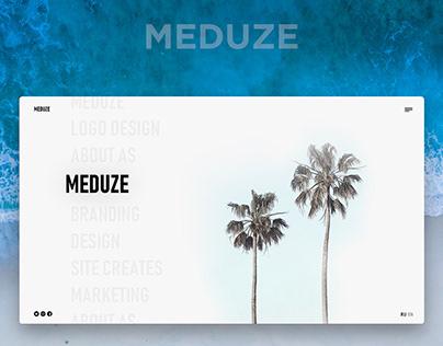 Meduze ui design