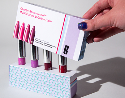 Packaging Design: Clinique Chubby Stick