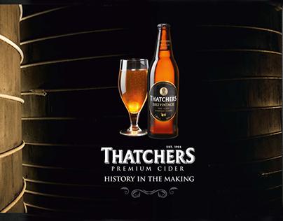Thatchers Vintage – Press Ads