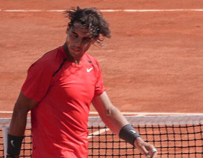 How long has Rafael Nadal been in the Top 10?