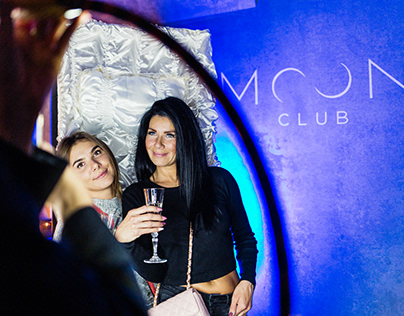 Moon Club - Halloween Party