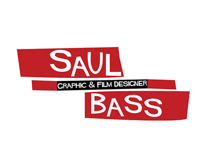 Saul Bass : Graphic & Film Designer