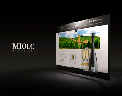 Miolo Wine Group Website